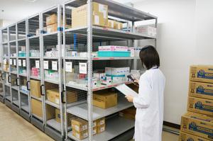 医薬品管理業務