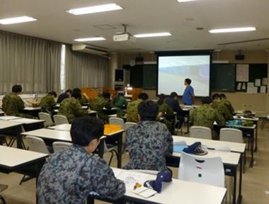 初動応急対処訓練における法医学演習