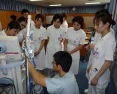 呼吸器の取扱い