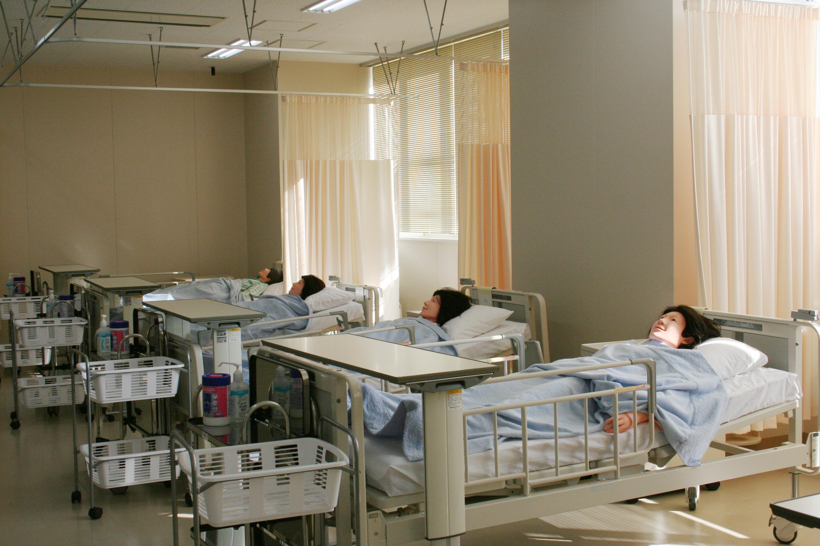 看護学科実習室