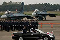 航空観閲式研修(1~3年)