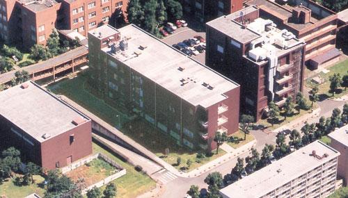 防衛医学研究センター外観